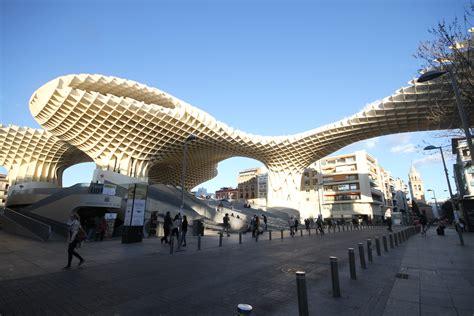 Creative Wallpaper by File Metropol Parasol Seville 3 Jpg Wikimedia Commons
