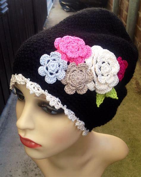 design egen hoodie stickad baggym 246 ssa med blommor mina m 246 ssor hattar
