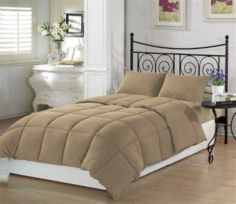 extra long twin bedroom sets amazon com tan twin extra long comforter set by ivy