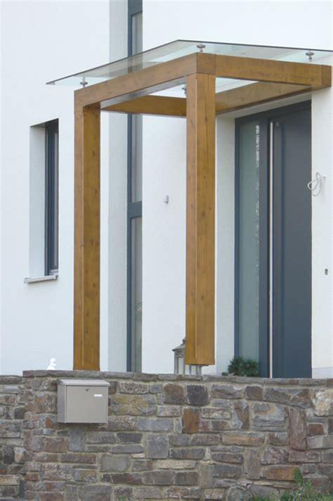 Vordach Holz Modern by Vordach Hauseingang Holz Bilder Denvirdev Info