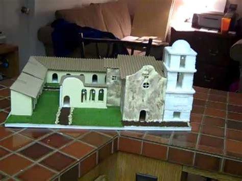 Mission Santa Barbara Floor Plan The Making Of Mission San Juan Capistrano Youtube