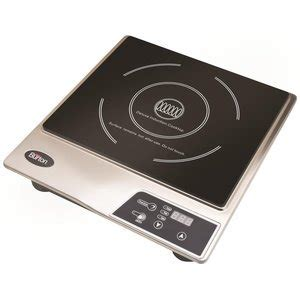 induction cooktop non magnetic max burton induction cooktops with reviews magnetic cooky