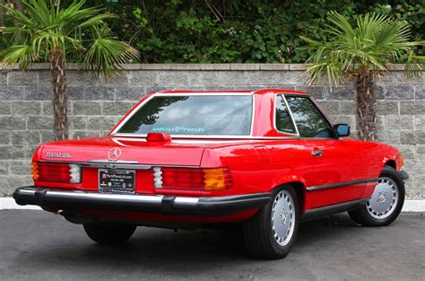 1986 mercedes 560sl classic cars today
