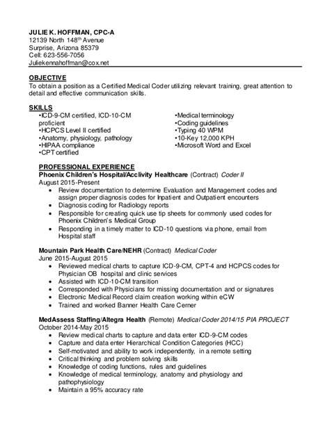cpc resume resume ideas
