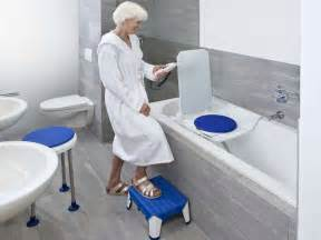 Geriatric Bathroom Equipment Bath Lifts For The Elderly