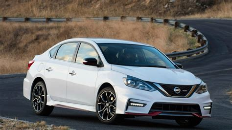 nissan sentra 2017 white 2017 nissan sentra nismo drive and exterior youtube