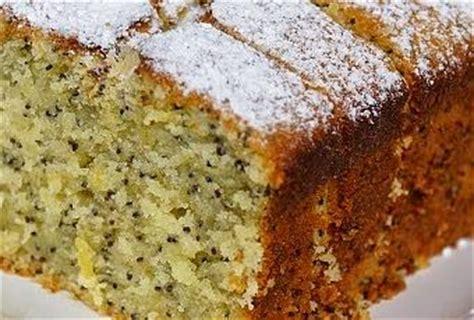 backzeit kuchen backzeit zitronen mohn kuchen