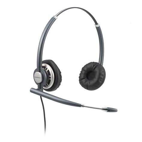 Headset Plantronics plantronics encore pro binaural headset hw301n