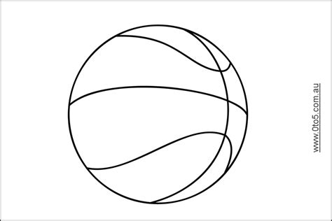 template for basket basketball template basketball
