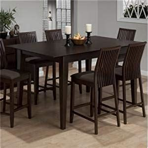 amazon counter height table amazon com jofran counter height rectangle dining table