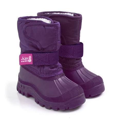 childrens boots children s alpine snow boots jojo maman bebe