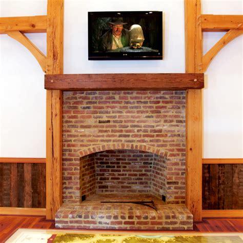 pine fireplace mantel pine beams and rustic mantels e t lumber