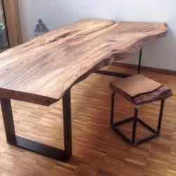 massiver tisch die besten 17 ideen zu massivholztisch auf