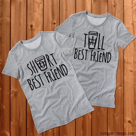 Where Can I Get Matching Shirts Best Friend Shirts For National Best Friend S Day