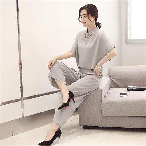 Celana Panjang Wanita Import Black Wide Legs Size S 308224 baju fashion korea terbaru celana wanita korea baju