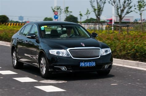 Rote Fahne Auto by Hongqi H7 Review 2018 Autocar