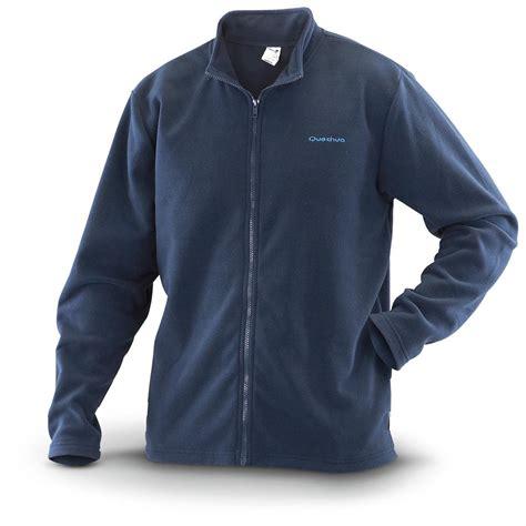 Blazer Parka Blazer Bahan Fleece quechua 174 zip fleece jacket 296667 fleece soft shell jackets at sportsman s guide