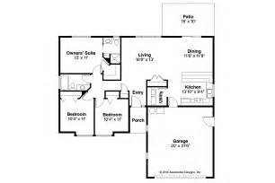 floor plans in ranch house plans halsey 30 847 associated designs