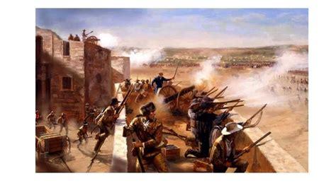 the siege of the alamo