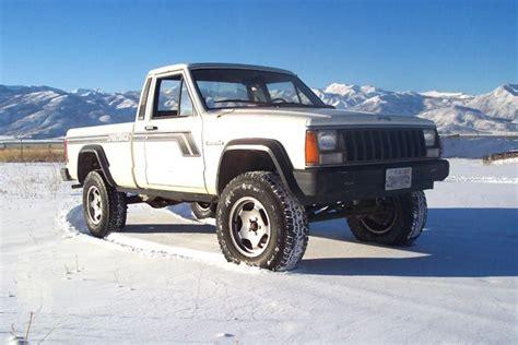 1985 jeep comanche the jeep comanche designated mj is a truck