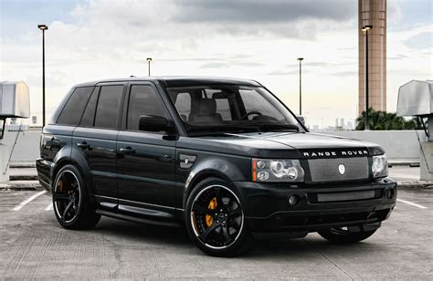 customized land rover 2014 range rover sport supercharged custom customized