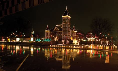 lights of the delta blytheville ar don t miss the arkansas trail of holiday lights travel