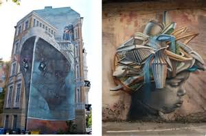 London Wall Mural step into 3d street art widewalls
