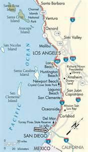 california map pch best 25 santa barbara california ideas on