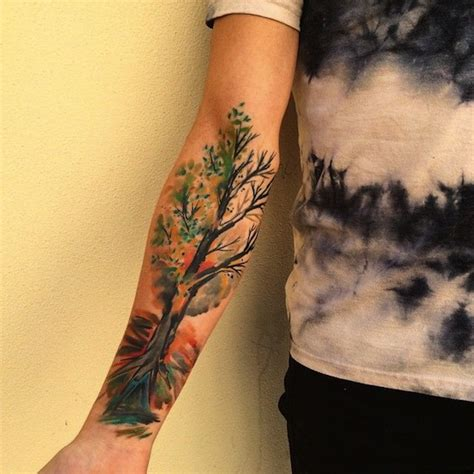birch tree tattoo 51 birch tree meaningful tattoos ideas