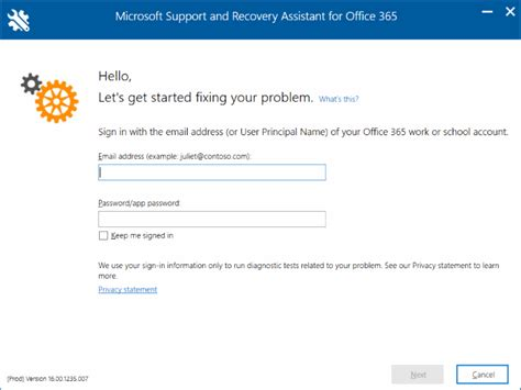 Office 365 Outlook Unable To Send Email Office 365 Troubleshooting Tool From Microsoft