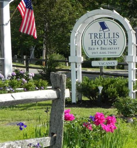 trellis house ogunquit our new sign picture of the trellis house ogunquit