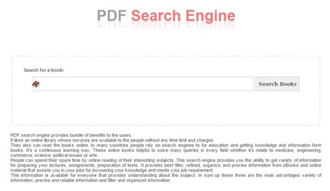 Search Engine Find Free Top 10 Free Ebook To Free Ebook