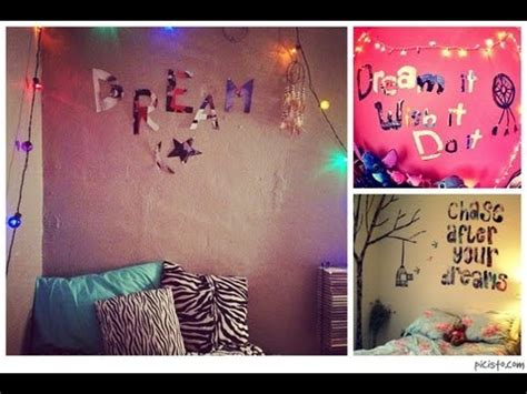 Diy Bedroom Wall Quotes Diy Room Decor Inspired Bedroom Quotes