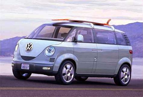 Is Volkswagen Planning A 2015 Microbus La Times