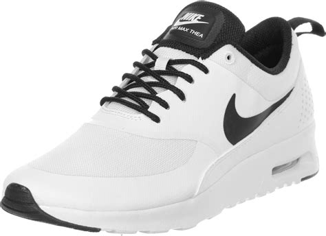 Air Max 90 Schwarz 3658 by Nike Air Max Thea W Chaussures Blanc Noir