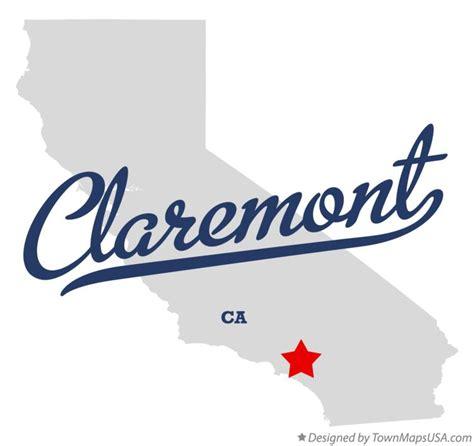 claremont california city of claremont ca la verne ca map of claremont ca california