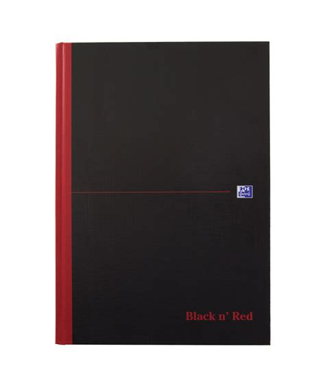 oxford sketchbook a4 black n a4 casebound hardback notebook plain pack of 5
