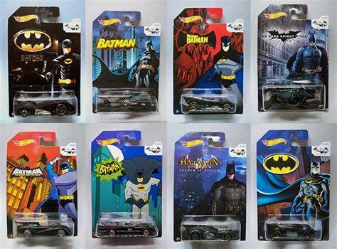 Batmobile The Brave Hw City Wheels Mattel Moc Wheels 75th Anniversary Of Batman Die Cast Batman The