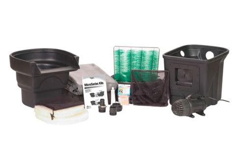aquascape micropond kit micropond diy backyard pond kit 4 x 6 250 gal