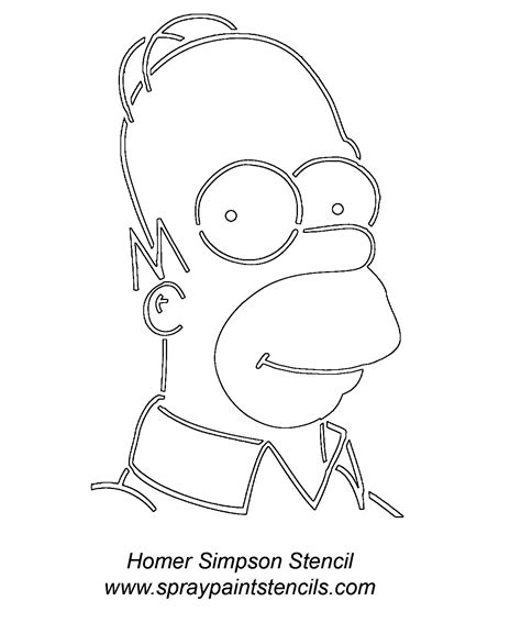 homer pumpkin template homer drawing car interior design