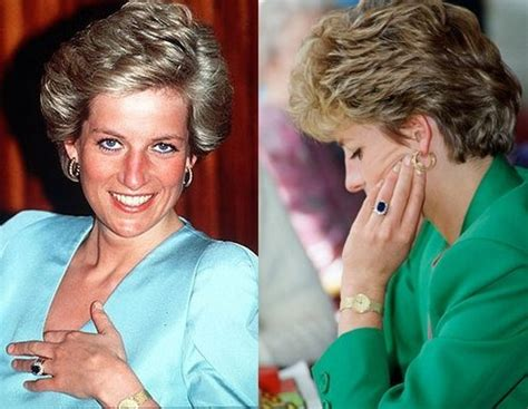 cool hairstyles kate middleton princess diana ring