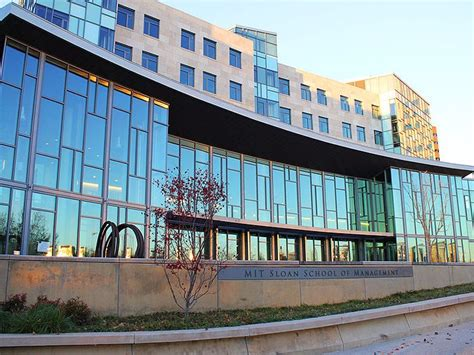 Massachusetts Institute Of Technology Sloan School Of Management Mba by Business Schools Where Graduates Get Paid The Most