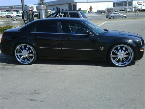 Chrysler 300 On 24 Inch Rims Cars Whith Dish 24s 24 Inch Rims 5 Inch Dish