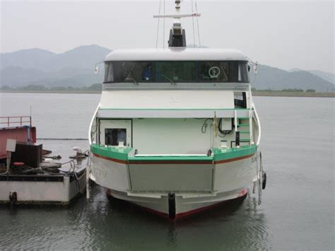 party boat used 25m yacht party boat house boat power boats boats
