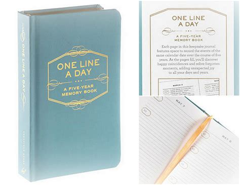 one line a day five years of memories blue marble ink a five year memoir 6x9 dated and lined diary one line a day a five year memory book books one line a day a five year memory book one sentence reviews