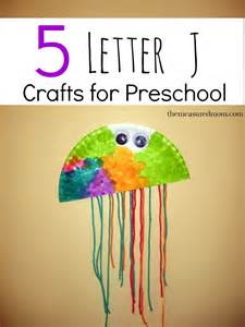 letter j crafts the measured