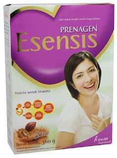 Prenagen Esensis Coklat