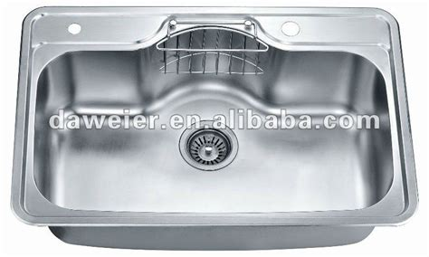 standard plumbing supply product dawn stainless steel sink ch389 unique fashion stainless steel satin polish kitchen