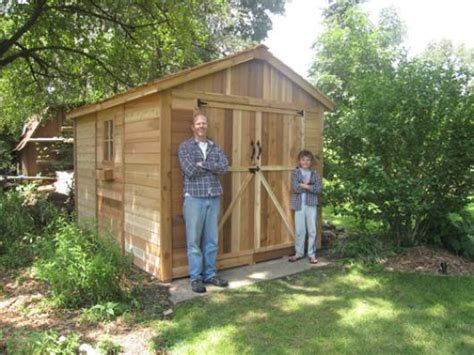 Spacemaker Sheds by Outdoor Living Today S 2009 Best Picture Contest