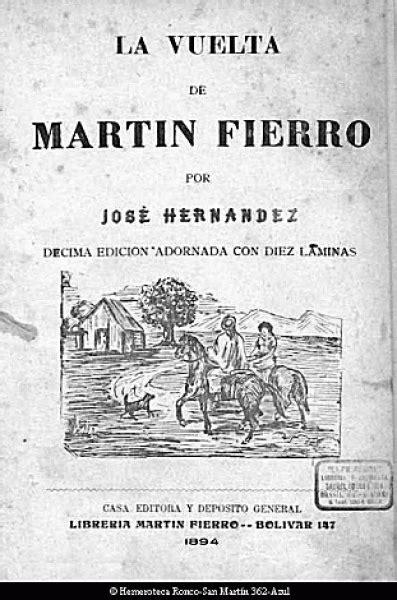 el magazin de merlo la biblia del gaucho argentino un d 237 a como hoy de 1879 se presentaba al